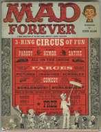 MAD FOREVER - 1st PRINTING - Hardback 1959