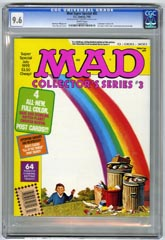 MAD SUPER SPECIAL #82 (1992) CGC NM+ 9.6 WHT Pgs LOW #!