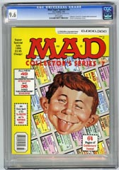 MAD SUPER SPECIAL #94 (1994) CGC NM+ 9.6 WHT Pgs LOW #!