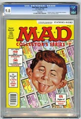 MAD SUPER SPECIAL #94 (1994) CGC NM/MT 9.8 WHT Pgs Low#