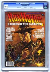 WARREN PRESENTS #14 (1981) CGC NM 9.4 OWW Pgs RAIDERS