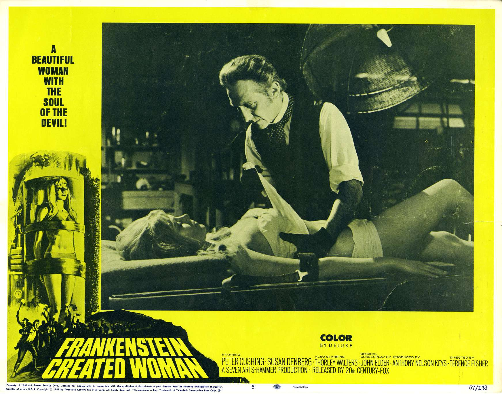 women in frankenstein Women and religion in the movie alien and shelly's frankenstein the issue of religion in women's horror is much like the issue of class in most major organized religions there is a definite patriarchal structure of male dominance.