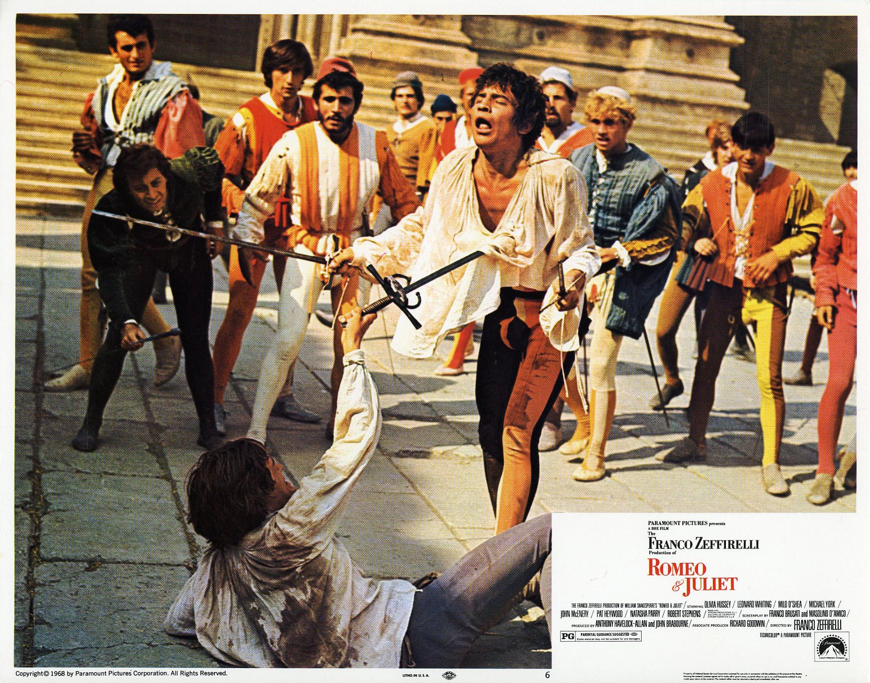 romeo and juliet fight scene essay The fight scene from romeo and juliet this research paper critiques the famous fight scene bewteen mercutio and tybalt, as well a two film adaptations, zefferelli's 1968 film and luhman's 1996 version.