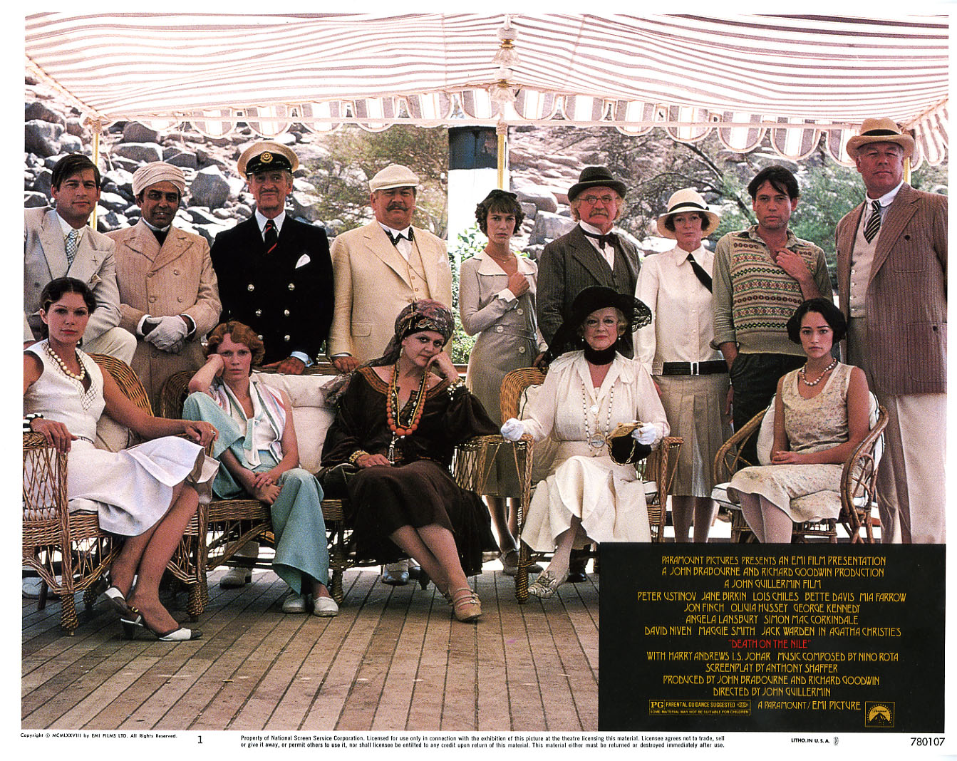 Игру Agatha Christie Death On The Nile