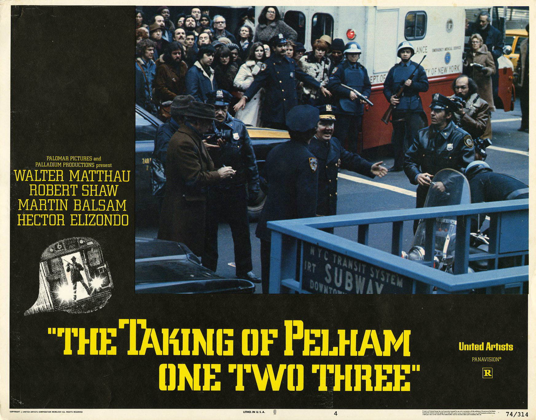 Subtitles The Taking of Pelham One Two Three   english ...