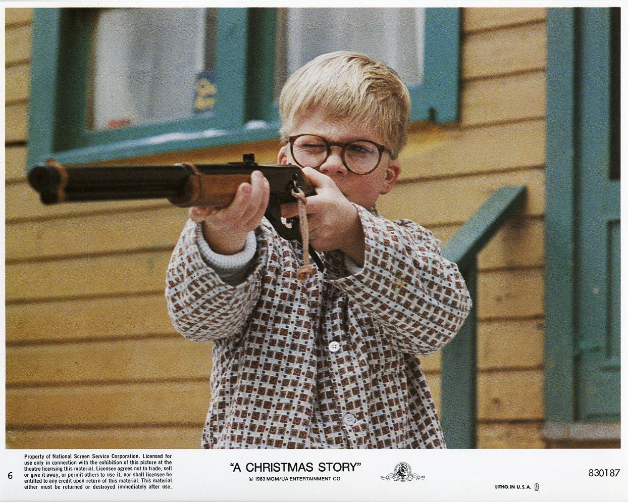 A Christmas Story 1983 Full Movie