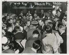 PRINCE PHILIP - Vintage PHOTO dated Nov 13, 1962