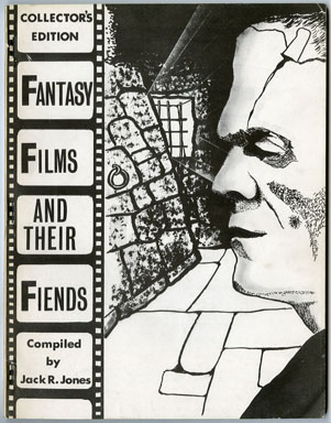 FANTASY FILMS AND THEIR FIENDS FANZINE (1964) MONSTERS