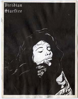 VIRIDIAN STARFIRE #1 FANZINE (1971)