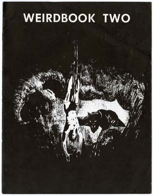 WEIRDBOOK #2 FANZINE (1969) HORROR FIC R.E. HOWARD