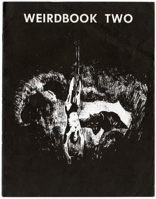 WEIRDBOOK #2 FANZINE (1969) HORROR FIC R.E. HOWARD