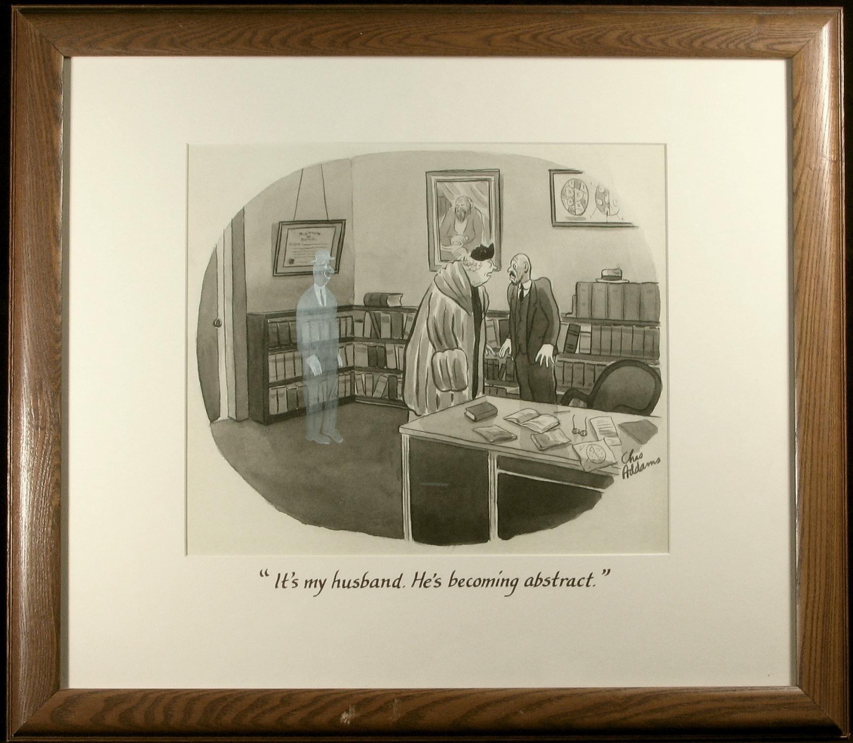 Charles Addams Drawings Charles Addams 1912 1988