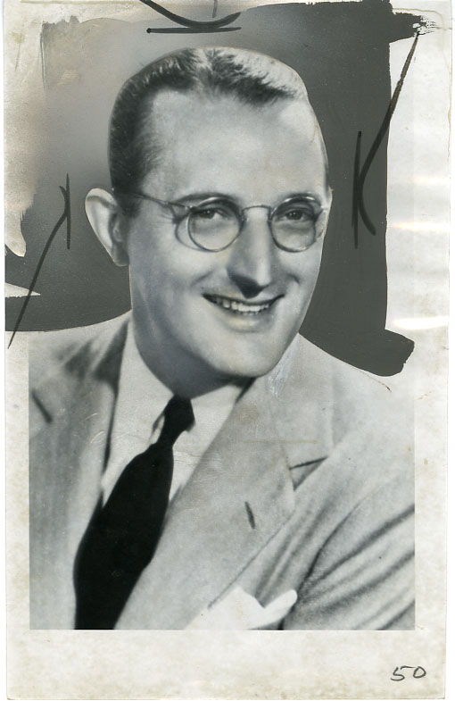 NEWS PHOTO: ORCHESTRA LEADER TOMMY DORSEY (1944)