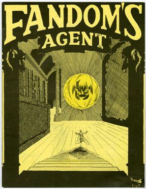 FANDOM'S AGENT #7 (1968) FANZINE / RONN FOSS / SYD SHORES / JIM JONES