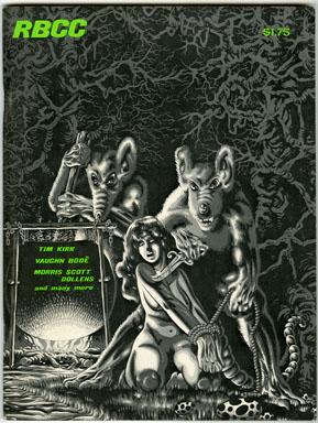 ROCKET'S BLAST COMICOLLECTOR (RBCC) #144 (1978) FANZINE / VAUGHN BODE / BRIAN DePALMA