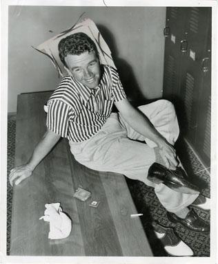 NEWS PHOTO: PRO GOLFER JACK BURKE, JR. VINTAGE (1954)