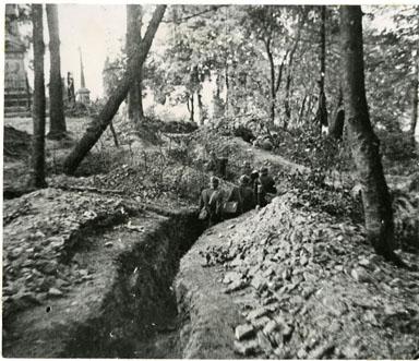 NEWS PHOTO: WWII - WESTERN FRONT RETAKEN BY GERMANY 1939