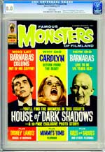 FAMOUS MONSTERS OF FILMLAND #82 (1971) CGC VF 8.0 WHT Pgs HOUSE OF DARK SHADOWS