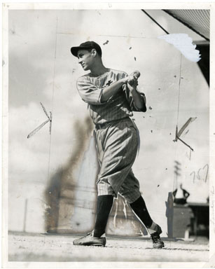"HERMAN ""FLEA"" CLIFTON - VINT. STILL 1934 BILL KUENZEL"