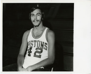 CHRIS FORD (BASKETBALL) - VINTAGE STILL (1973) PISTONS
