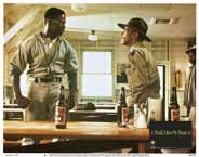A SOLDIER'S STORY (Columbia, 1984) Lobby Set DENZEL WASHINGTON