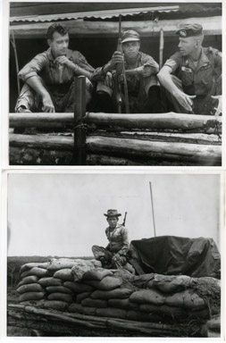 NEWS PHOTOS: ARMED FORCES IN VIET NAM (1960s)