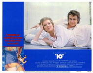 """10"" (1979) - LOBBY CARD SET OF 8 BO DEREK DUDLEY MOORE"