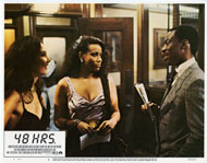 48 HRS. (1982) - LOBBY CARD SET OF 8 EDDIE MURPHY NOLTE