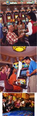 NEWS PHOTOS: GAMBLING /MGM GRAND CASINO DETROIT (COLOR)