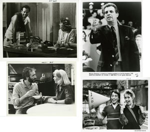 MAD #294 PRODUCTION PHOTOGRAPHS / BRUCE WILLIS  CYBILL SHEPHARD