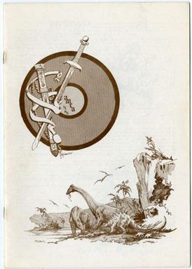AMRA V2 #65 FANZINE (1976) KRENKEL / L. SPRAUGE DE CAMP