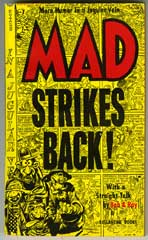 MAD STRIKES BACK! - 19th BALLANTINE BOOKS Print (1973)