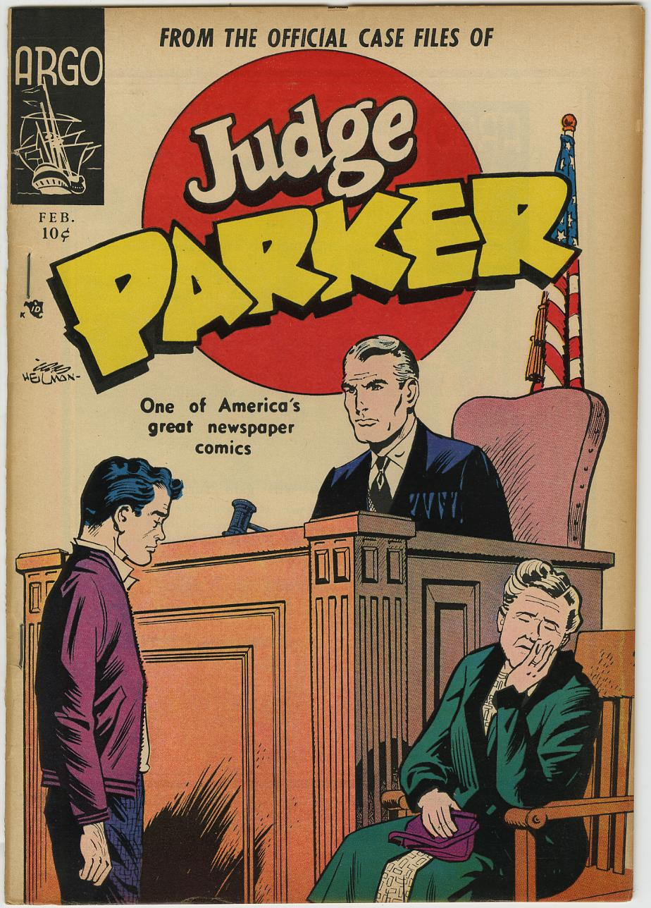JUDGE PARKER #1 (Argo, 1956)