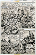 FRED RAY -OUR ARMY @ WAR #237/8-PG STORY ART U.S. GRANT