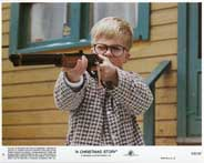 A CHRISTMAS STORY (MGM/UA, 1983) Mini Lobby Card SET NM!! YOU'll SHOOT YOUR EYE OUT, KID!!!