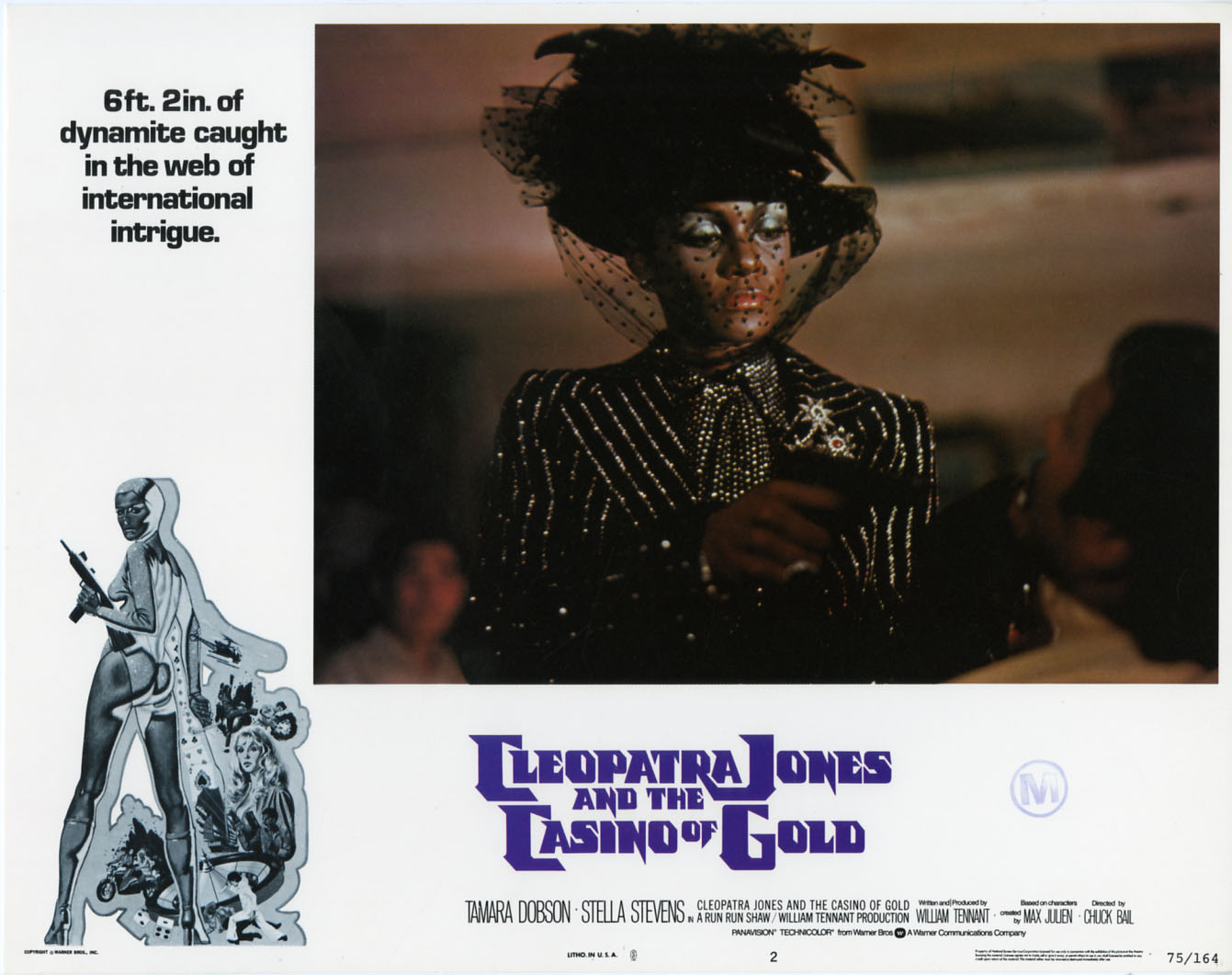 Cleopatra jones casino gold movie poster horseshoe casino events cincinnati
