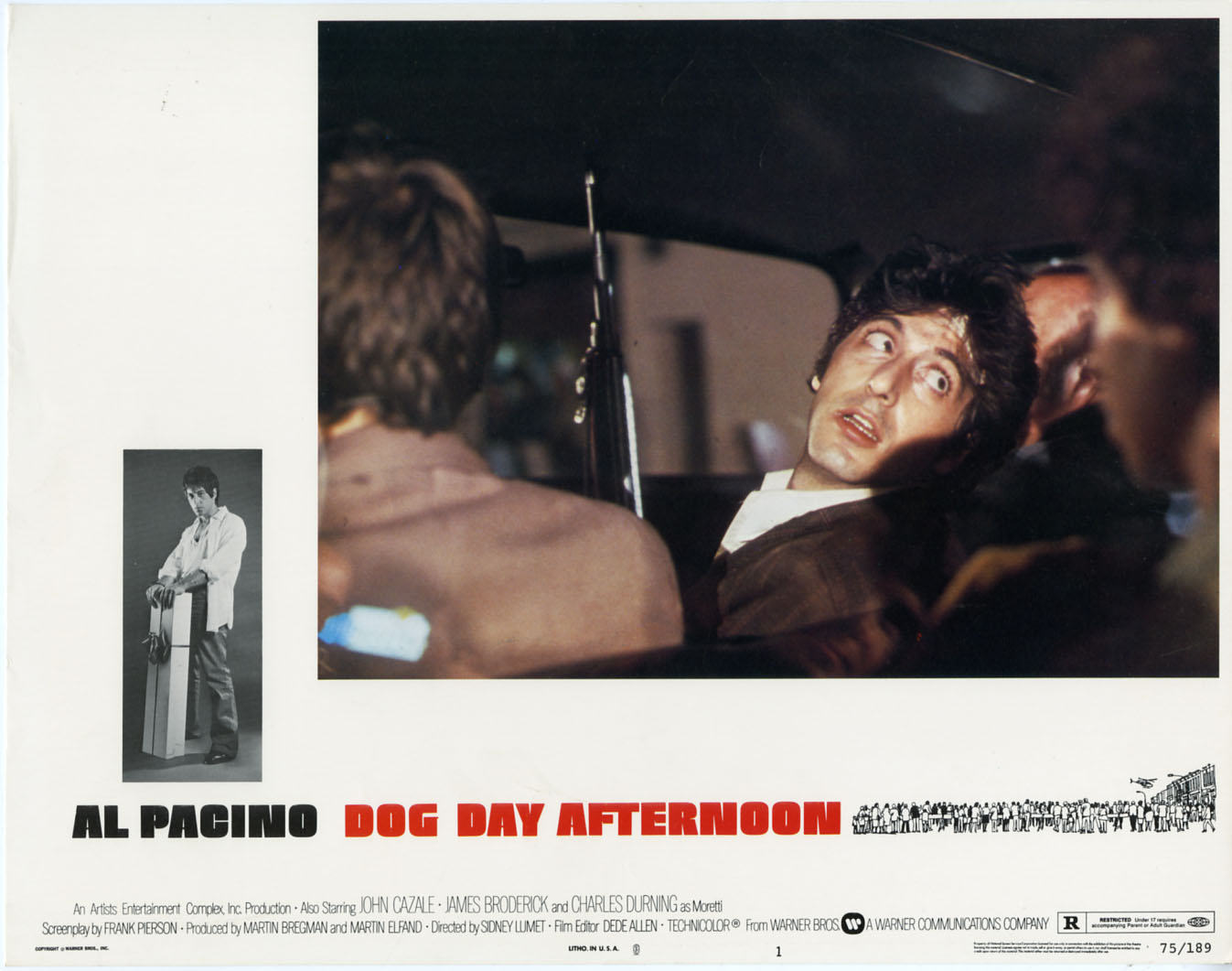 Dog Day Afternoon True Story Dog Day Afternoon 1975 Based
