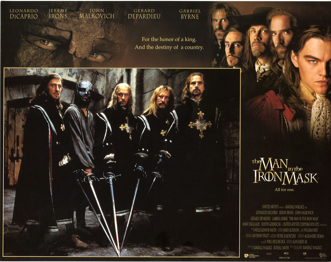 the man in the iron mask Find great deals on ebay for the man in the iron mask and the man in the iron mask vhs shop with confidence.