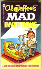 AL JAFFEE&#039;S MAD INVENTIONS - 4th WARNER Printing (1978)