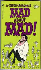 MAD ABOUT MAD Paperback - 1st WARNER BOOKS Print (1970)