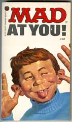 MAD AT YOU! Paperback - 1st WARNER BOOKS Print (1975)