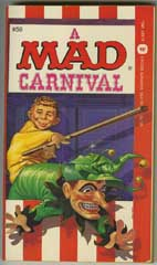 A MAD CARNIVAL Paperback  - 1st Print WARNER BOOKS 1982