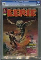 EERIE #34 (1971) CGC 9.8 OW Pgs