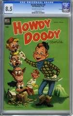 HOWDY DOODY #20 (1953) CGC 8.5 OWW Pgs FILE COPY