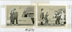AL JAFFEE - MAD #231 PHOTOS: 'TRUE LOVE' YACHT ORIG ART
