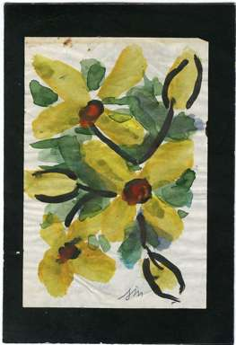 JOSEPHINE MAHAFFEY (1903-1982) - FLOWER Image