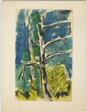 JOSEPHINE MAHAFFEY (1903-1982) - TREE Image TEXAS