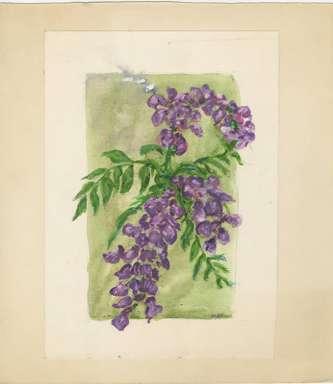 JOSEPHINE MAHAFFEY (1903-1982) - FLOWER Image TEXAS