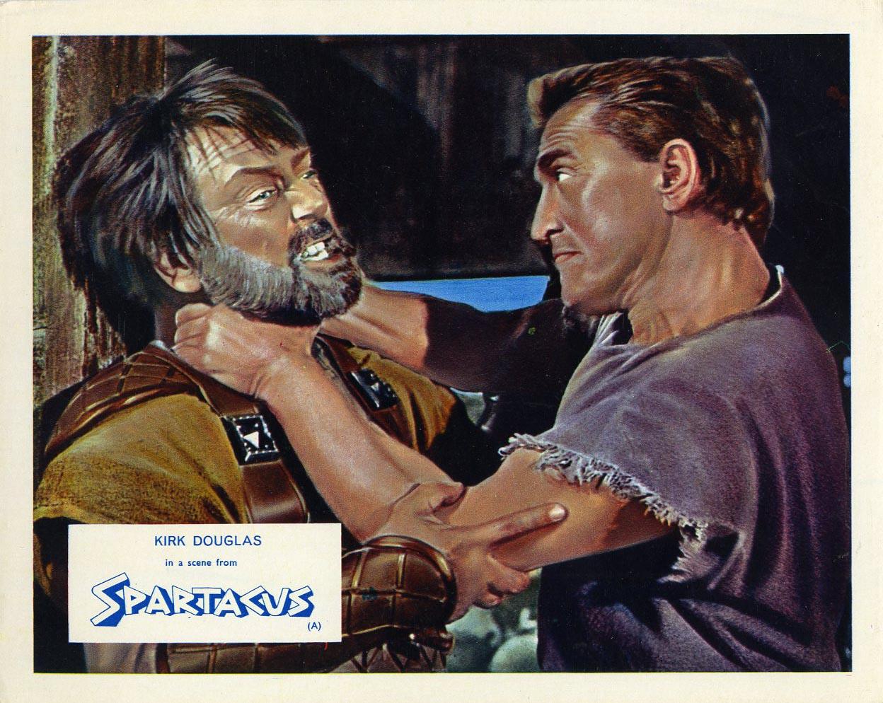 1000+ images about SPARTACUS on Pinterest | Kirk douglas ...