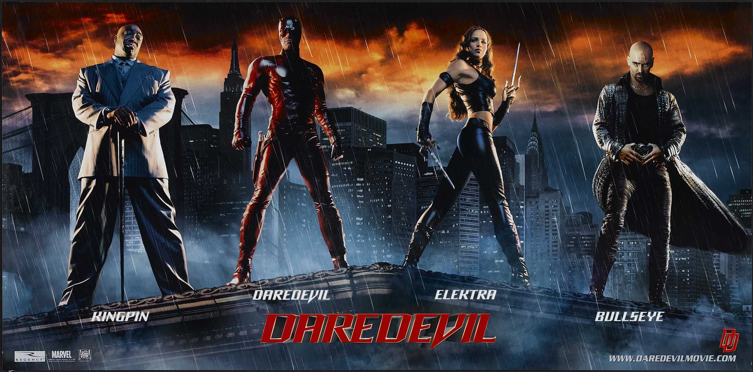 First Clip From DAREDEVIL Features 'Claire Temple' & An ...